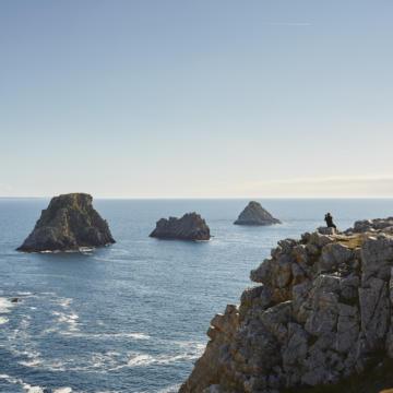 Carte Bretagne Randonnee.8 Vues Epoustouflantes Sur Le Gr 34 Tourisme Bretagne