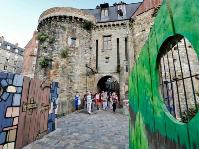 Visite guidée sur le thème du Street Art à Rennes