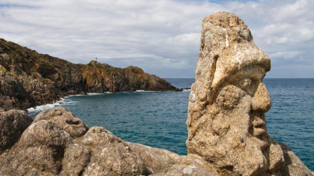 Les Rochers Sculptés de Rothéneuf - Saint-Malo
