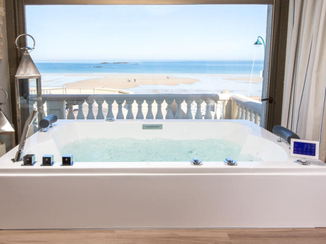 Bain Cabine Duo Grand Large - Thermes Marins de Saint-Malo