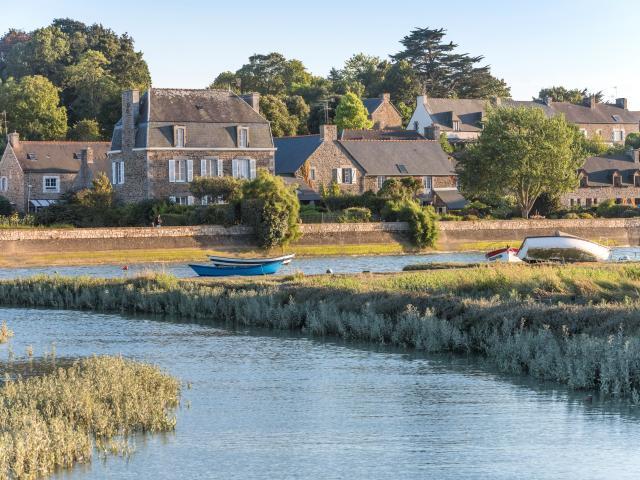 Le Port De Mordreuc, Pleudihen Sur Rance