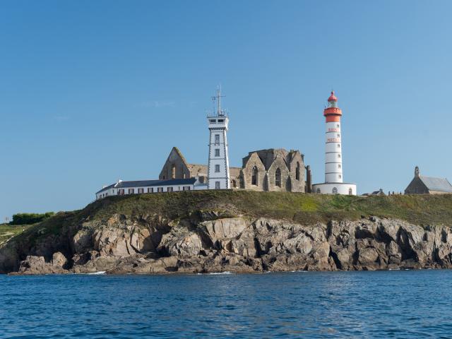 Phare de La Pointe Saint-Mathieu - Plougonvelin