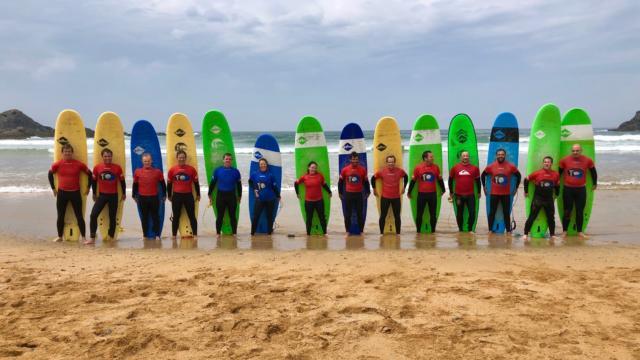 Surf à Belle-île