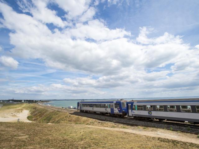 Ligne Auray - Quiberon