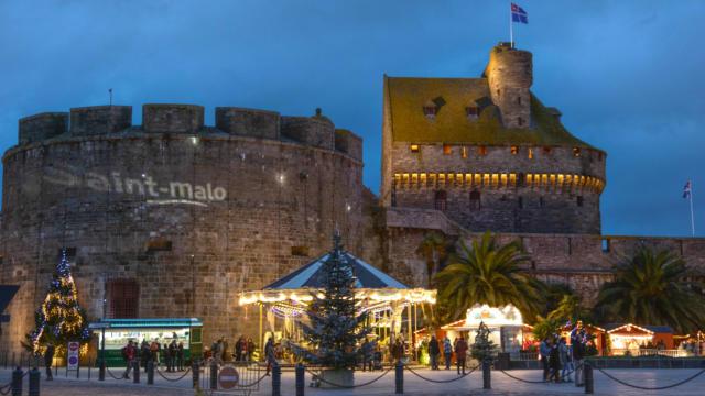 Noël à Saint-Malo