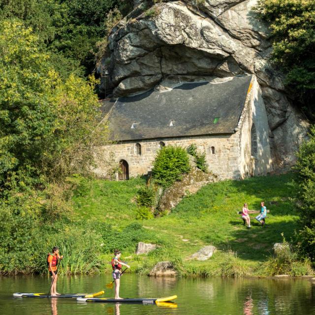 Chapelle Saint-Gildas - Bieuzy-les-Eaux