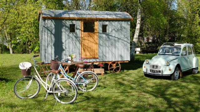 Camping de Gouarec - Plelauff