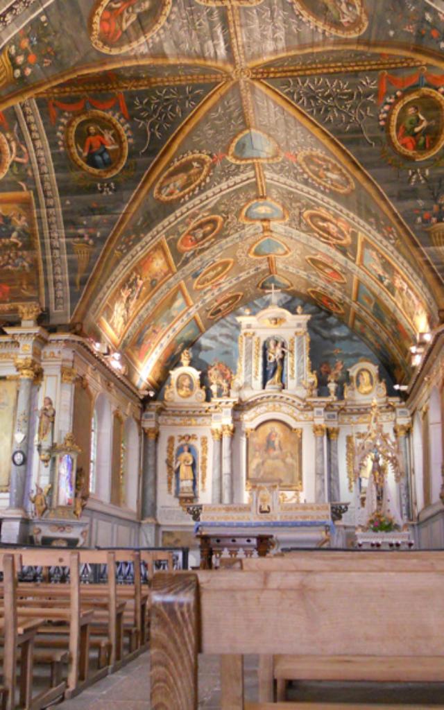 Chapelle Notre-Dame-des-Carmes - Neulliac
