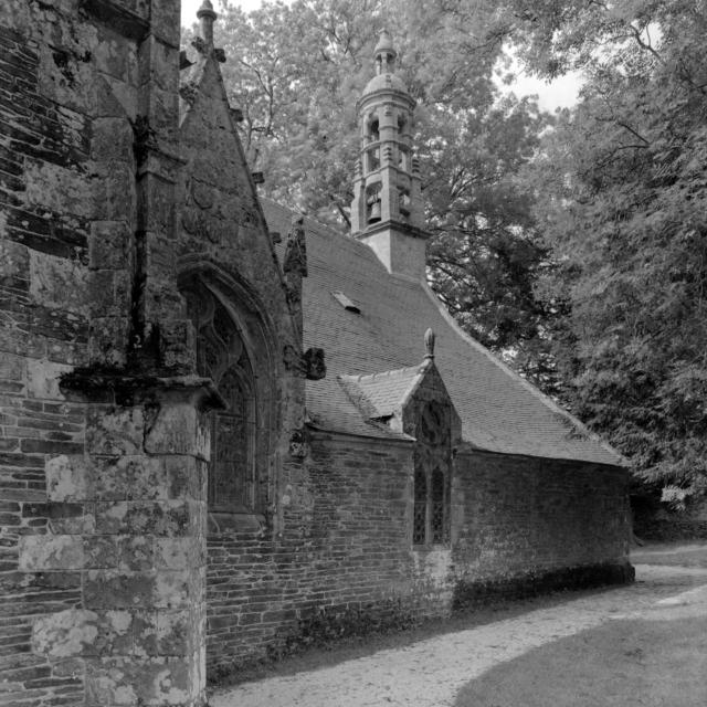 Chapelle Notre-Dame-du-Crann - Spézet