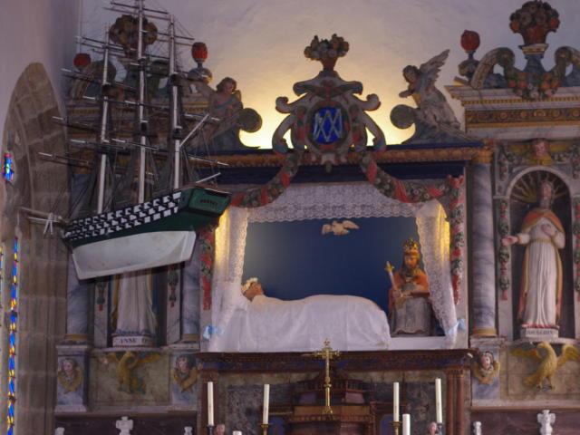 Chapelle Notre-Dame-du-Yaudet - Ploulec'h