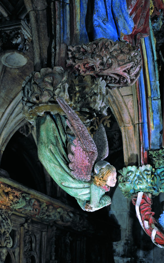 Chapelle Saint-Fiacre - Le-Faouët