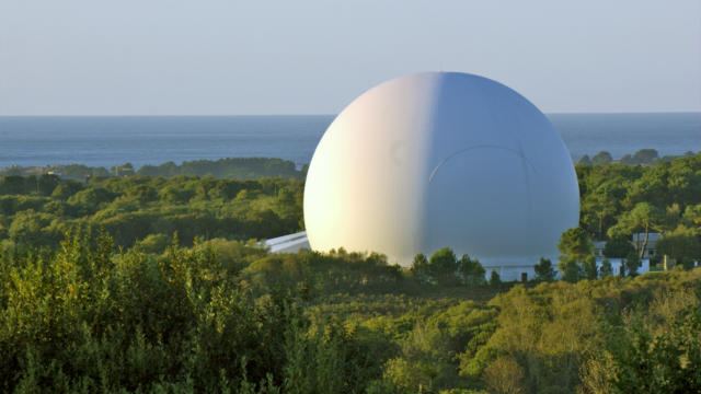 Cité des Télécoms - Le Radôme - Pleumeur Bodou