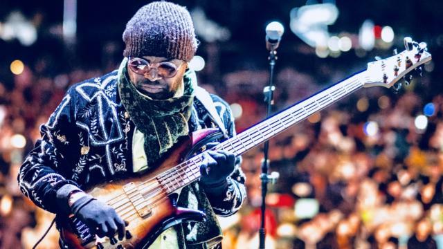 Hivernales du Jazz - Etienne Mbappé - Agglomération de Vannes