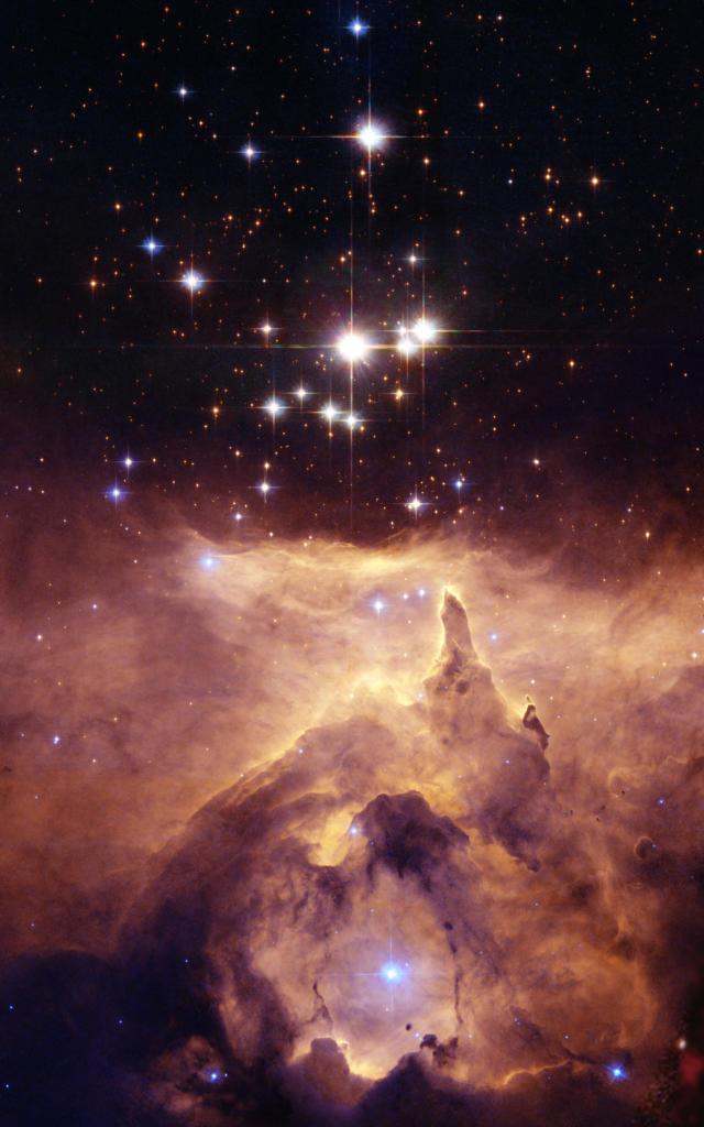 Hubble - Planetarium - Espace des Sciences - Rennes