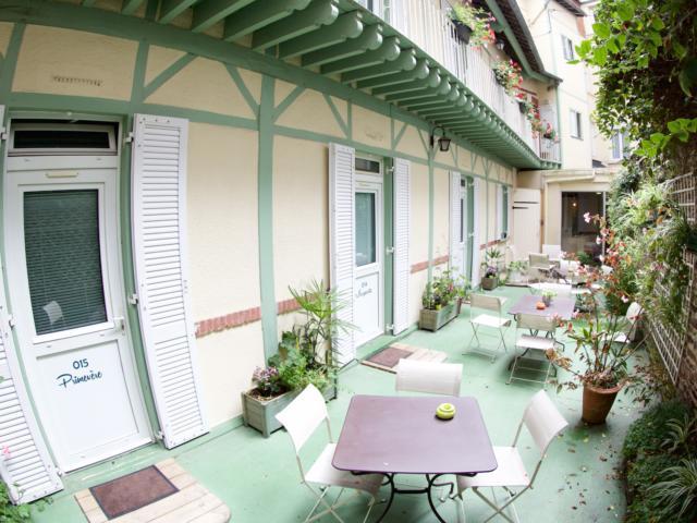 Garden Hôtel - Rennes