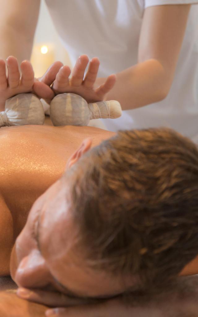 Thalasso Miramar La Cigale - Massage