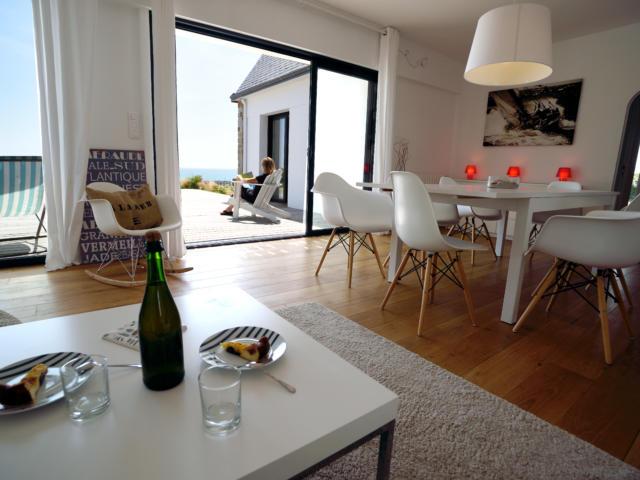 Villa de la plage - Sainte-Marine