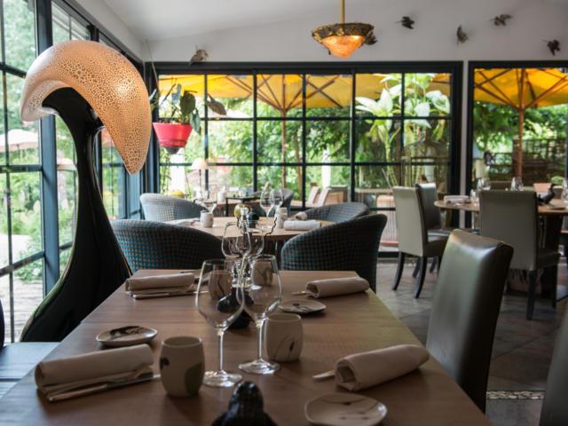 Restaurant La Mare aux Oiseaux