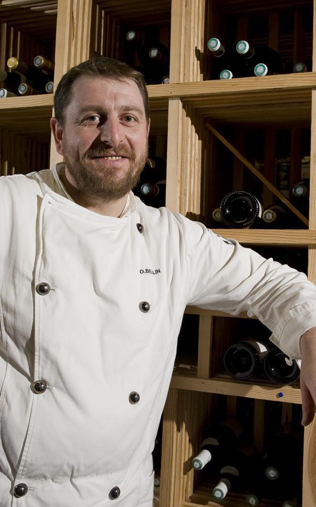 Entrez dans les coulisses d'un 2 etoiles dans les cuisines d'un grand chef cuisinier Olivier Bellin - A l'Auberge des GlazicksExperiences bretonnes.Cours de cuisine.