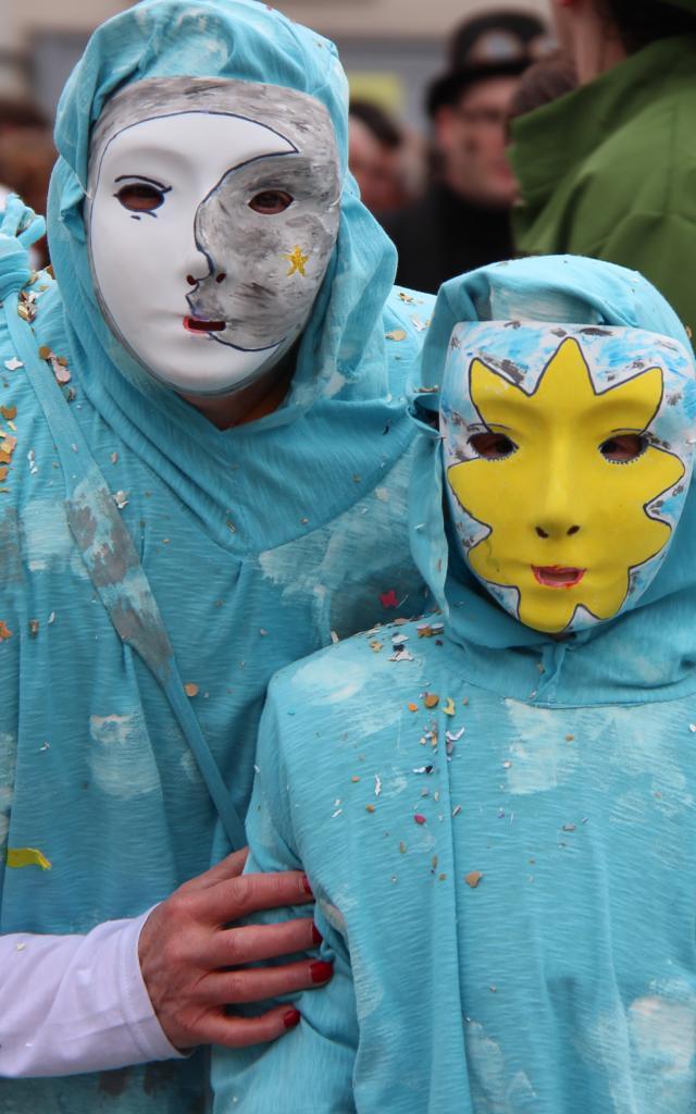 Carnaval de jour Vitré 2018