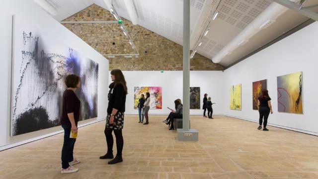 Exposition Hartung et les peintres lyriques - FHELC