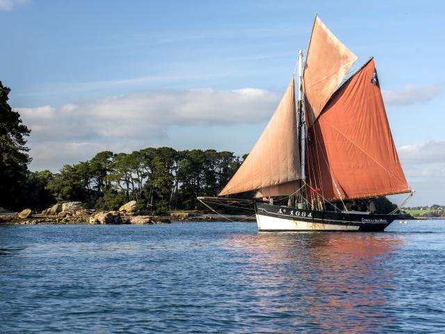 Corbeau des mers, voilier traditionnel
