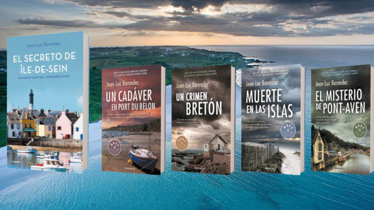 ¡Descubre las novelas que te harán descubrir Bretaña! | Turismo Bretaña