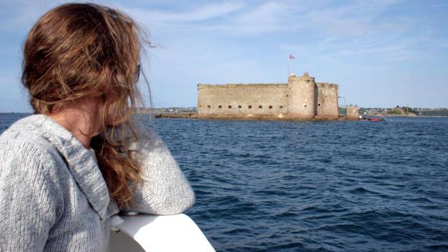 Château du Taureau- Baie de Morlaix