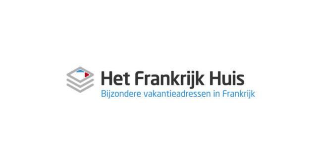 Logo Het Frankrijk Huis Reference