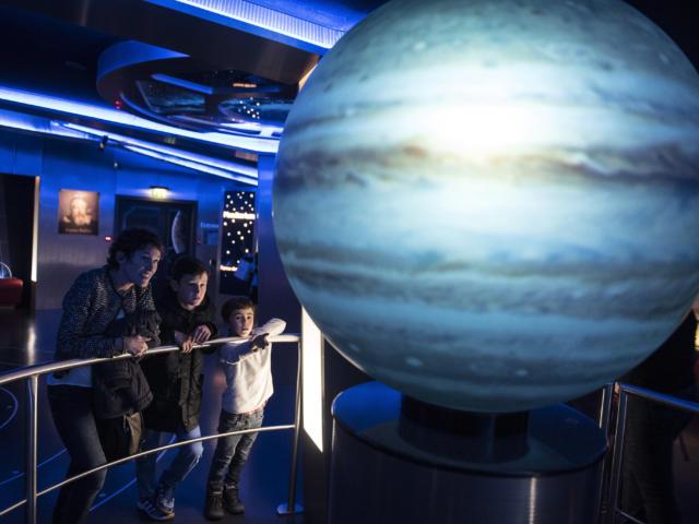 Planétarium - Espace des sciences de Rennes