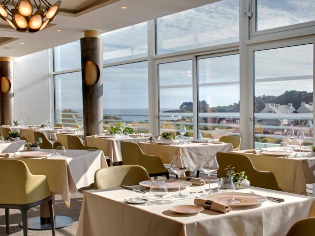Thalasso Miramar la Cigale-Restaurant BE