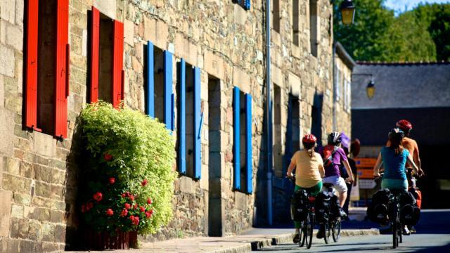 Le tour de manche à vélo - Tréguier