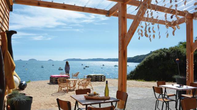 Bar à huîtres de la Ferme Marine Paimpolaise