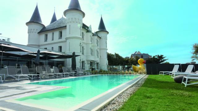 Château des Tourelles - Relais Thalasso
