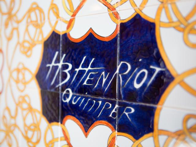 Faïencerie Henriot - Quimper