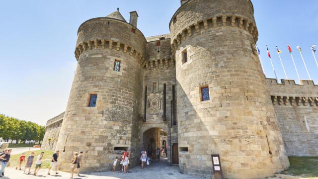 La porte Saint-Michel - Guérande