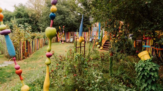 Les Jardins de Rocamboles - Corps-Nuds