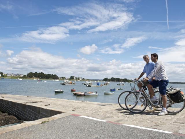 Itinéraire vélo Voie 5 - La presqu'île de Rhuys