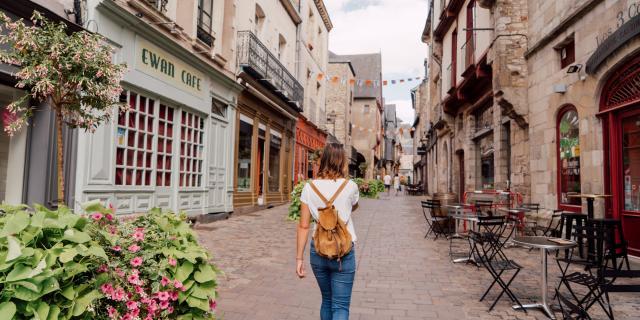 Rue de la Poterie - Vitré