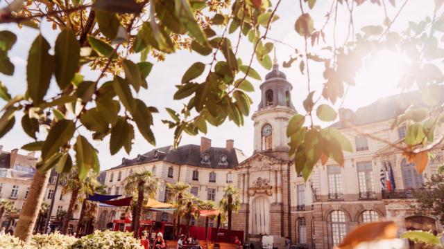Place de la Mairie - Rennes