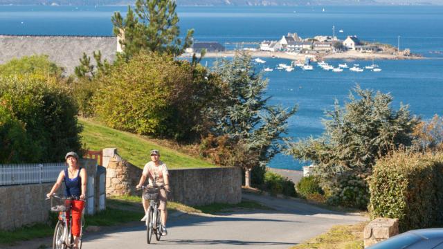Balade en vélo électrique - près de Lannion