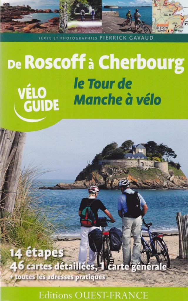 Véloguide De Roscoff à Cherbourg