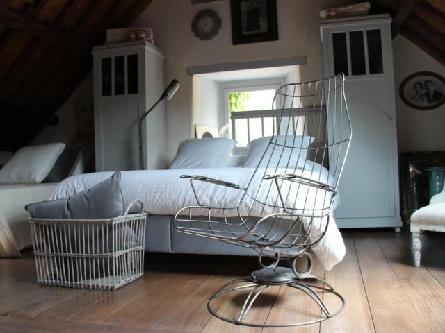 Chambre à la Maison des Lamour - Saint-Brieuc