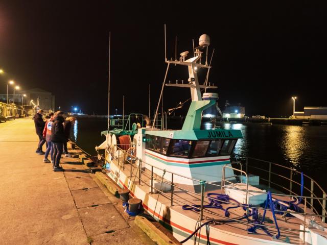 Port de pêche de Lorient