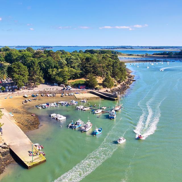 Port Anna Séné - Golfe du Morbihan