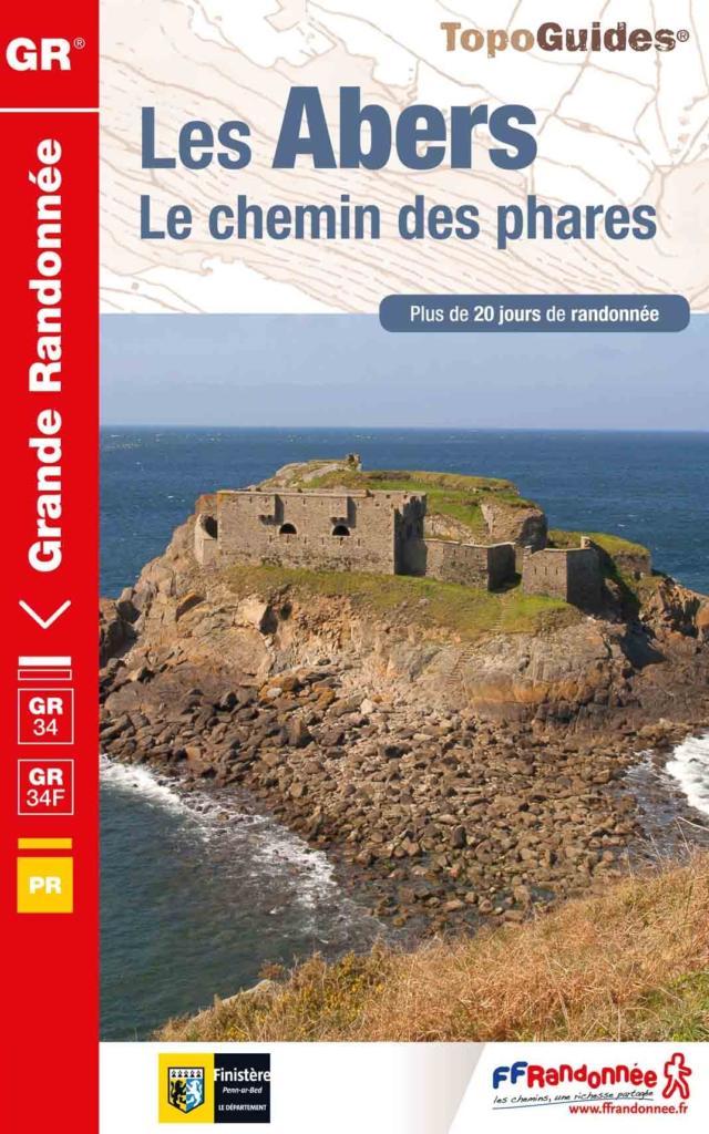 Topo-guide Les Abers - Le Chemin des phares
