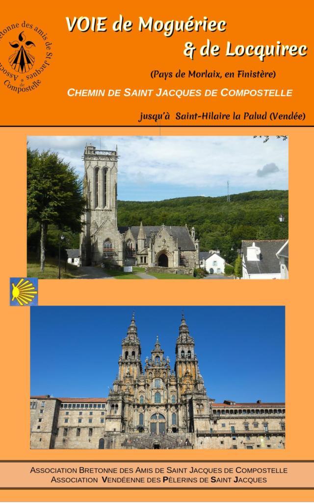 Chemin de Saint-Jacques de Compostelle - Voie de Locquirec