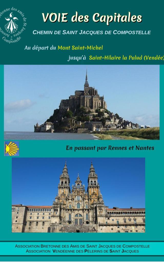 Chemin de Saint-Jacques de Compostelle - Voie des Capitales