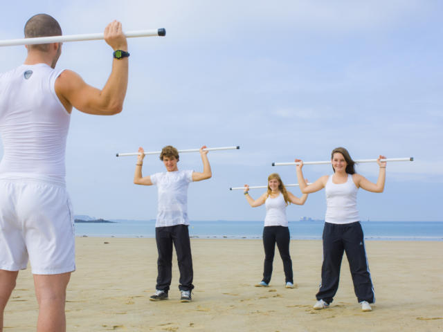 Cure ado Equilibre - Thermes Marins de Saint Malo