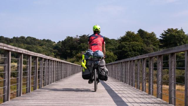 Randonnée à vélo dans les Côtes d'Armor